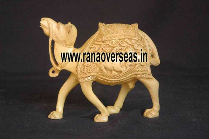 WOODEN CAMELS
