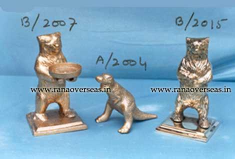 brassbearaluminiumdinasour