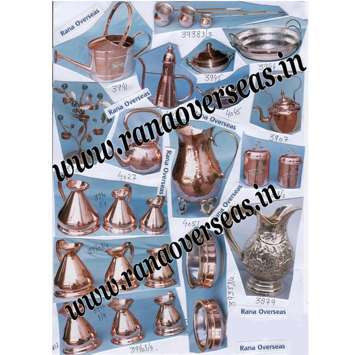 copperwares